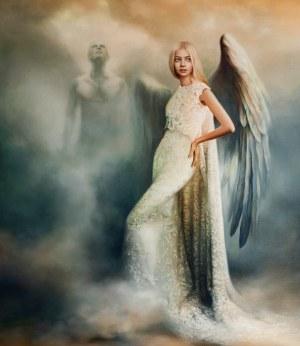 Maria Szypluk, Wyniosła anielica, 2020