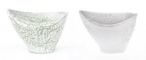 Para wazonów do ikebany, proj. Wiesława GOŁAJEWSKA (1928-2015)