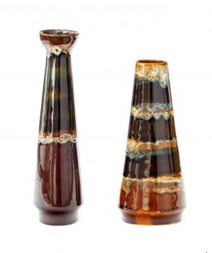 Para wazonów - W-108 i W-109, proj. Adam SADULSKI (1934-2010)