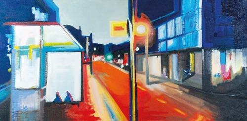 Diana BATRUCH (ur. 1988), Bez tytułu, 2015