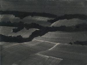 Rafał BUJNOWSKI (ur. 1974), Nocny pejzaż, 2005