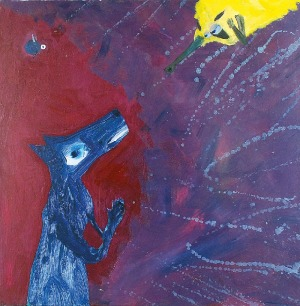 Stefan HANĆKOWIAK (ur. 1980), Who's afraid of the big bad wolf, 2012