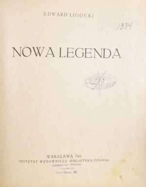 Ligocki Edward - Nowa legenda.