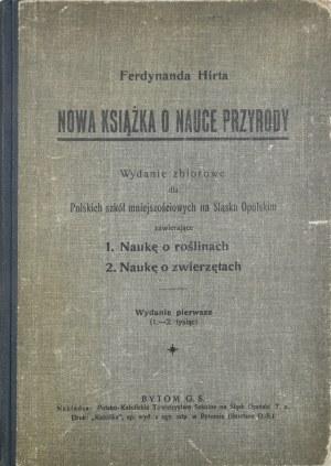 Hirt Ferdynand - Nowa książka o nauce przyrody.