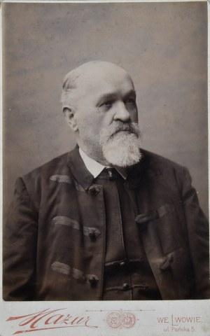Stroje narodowe - Portret Edmunda Opolskiego, Dawid Mazur, Lwów.