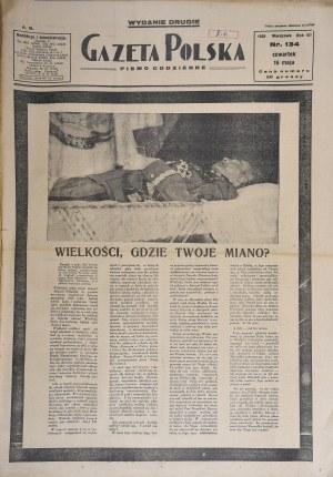 Gazeta Polska, 16 V 1935 r. Nr 134, R.VII