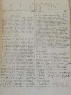 Wiadomości, R. V 1944 r.