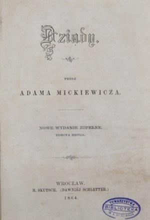 Mickiewicz Adam - Dziady