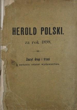 Herold Polski, 1898, z. II-III.