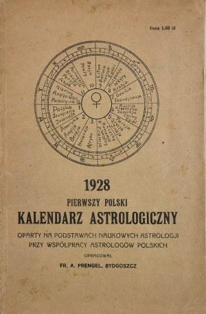 Kalendarz Astrologiczny, 1928 r.