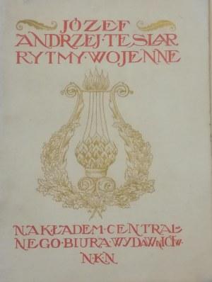 N. K. N. Teslar Józef Andrzej - Rytmy wojenne 1914-1916.