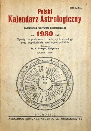 Kalendarz Astrologiczny, 1930 r.
