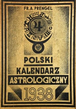 Kalendarz Astrologiczny, 1938 r.