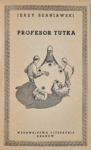 Szaniawski Jerzy -Profesor Tutka.