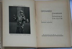 Zawada Roman - Opowieści żołnierskie o generale Śmigłym.