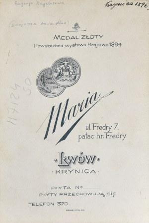 Angelus Eugenia - Maria, Lwów, Krynica