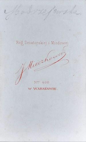 Modrzejewska Helena, Mieczkowski Warszawa