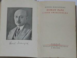 Makuszyński Kornel - Żywot Pani i inne świecidełka.