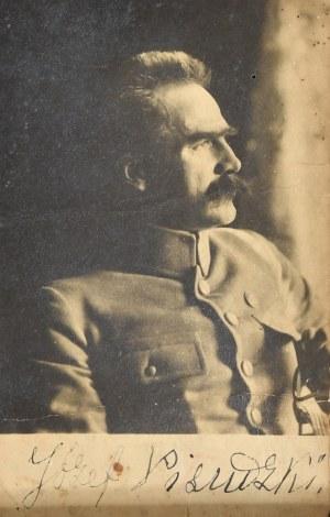 Piłsudski Józef, ok 1919 r.