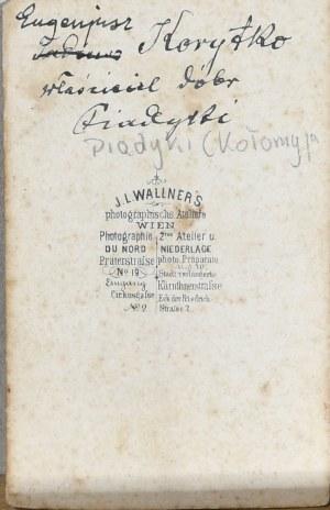 Korytko Eugeniusz - właściciel dóbr Piadyki koło Kołomyi