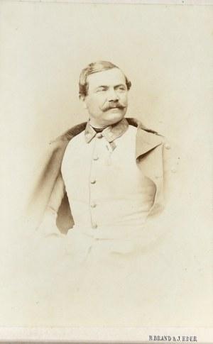 Brand Bernhard i Jóżef Eder, Lwów - Major wojsk austriackich.