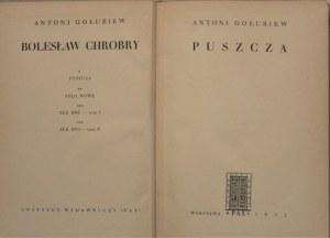 Gołubiew Antoni - Bolesław Chrobry. T. 1-3. Warszawa 1952 Pax.