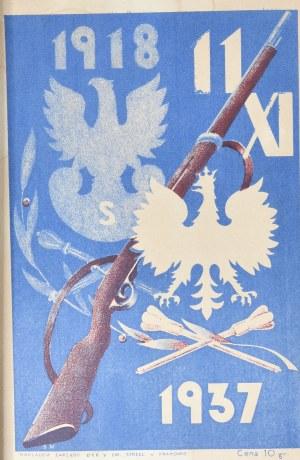 11 XI 1918 - 1937 - cegiełka