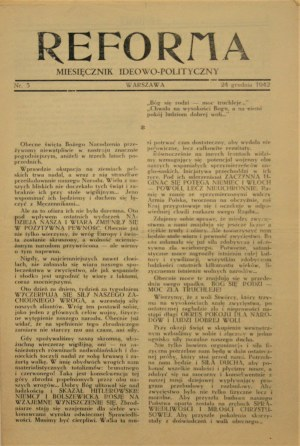 REFORMA 1942