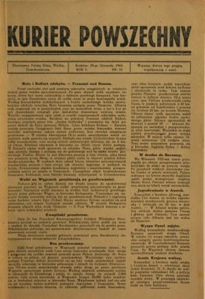 KURIER POWSZECHNY 1944