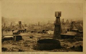 Kresy - Borysław - Mrażnica - Koplanie nafty