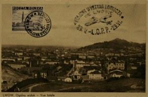 Krajowa Wystawa Lotnicza we Lwowie 29 V 1938 r.