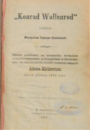 Kisielewski Władysław Tadeusz -
