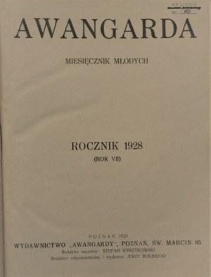 Awangarda 1928-1930