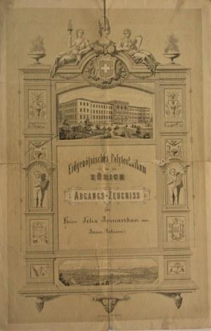 Romaszkan Feliks - zbiór dokumentów i fotografii założyciela fabryki papieru w Wadowicach