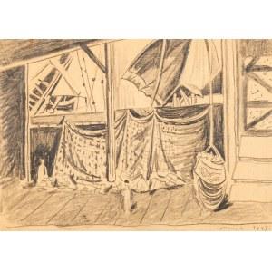 Jerzy JANISCH (1901 - 1962), Bez tytułu, 1947