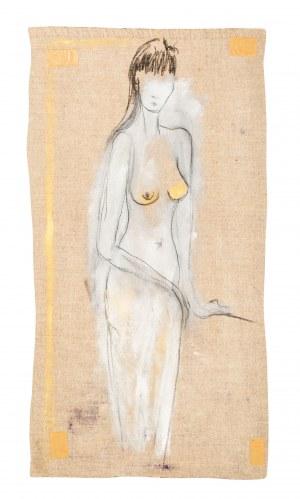 Joanna SARAPATA (ur. 1962), Bez tytułu, niedatowany (praca dwustronna)