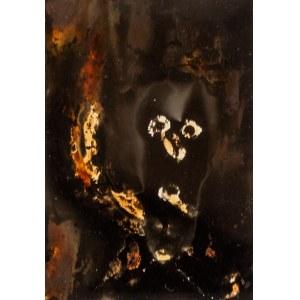 Marek PIASECKI (1935 - 2011), Obraz chemiczny, niedatowany