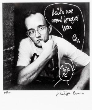 Philippe BONAN, Keith Haring + Ben, 2014