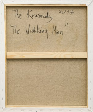 THE KRASNALS, The Walking Man, 2017