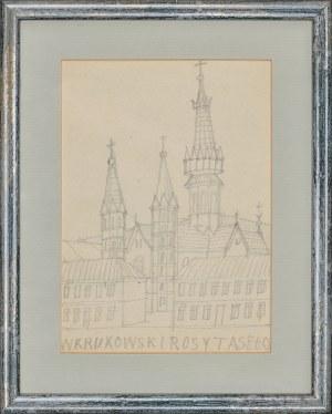 Nikifor Krynicki (1895-1968), Trzy wieże