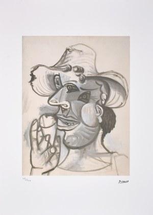 Pablo Picasso (1881-1973), Figure cubiste