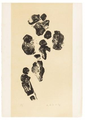 Witold Kaczanowski (ur. 1932), Bez tytułu, z cyklu People, 1967 r.