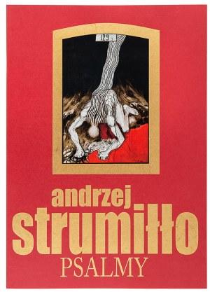 Andrzej Strumiłło (1927 Wilno -2020 Suwałki), Psalmy - teka
