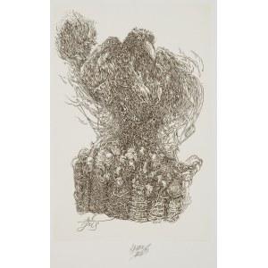 Henryk Fajlhauer (1942-1999), Ptak, 1993 r.
