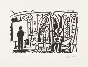 Pablo Picasso (1881 Malaga - 1973 Mougins), Kalifornijskie atelier