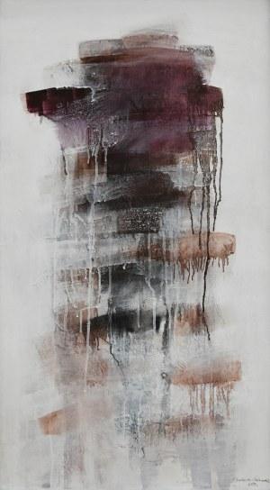 Barbara Adamowicz, Biały kamień bezimienny, 2000