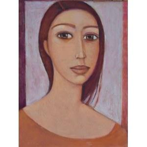 Marlena Nizio, Portret, 2020