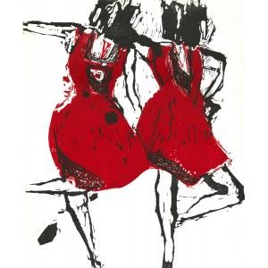 Marta Wakuła-Mac, Dancers VI, 2009