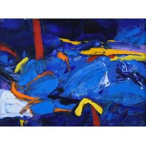 Jadwiga Żołyniak, Niebieski, 2002