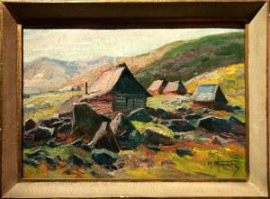 Michał Stańko (1901-1969), Chałupy w górach